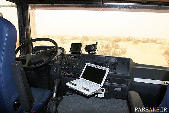 عکسهایی از یک خودرو مسافرتی مدرن Parsaks.iR